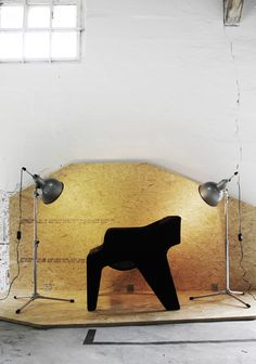 Flow chair by Marcin Laskowski