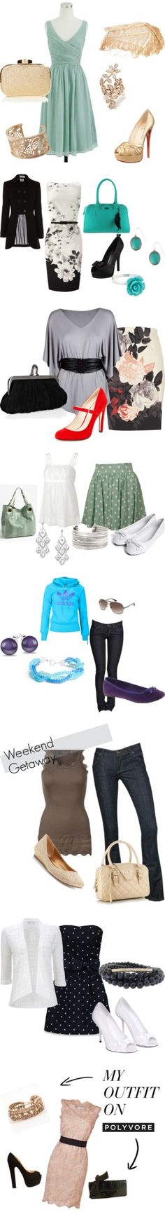 """""""My Collection"""" by patricecox on Polyvore"""