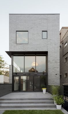 Gallery of Cut Triplex Townhouse / SPACECUTTER - 7