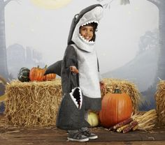 Here are some ideas for Halloween costumes for kids that you can use like inspiration for your kids Halloween costumes. Costumes inspired by princesses Toddler Shark Costume, Kids Astronaut Costume, Kids Dinosaur Costume, Shark Costumes, Boy Costumes, Costume Ideas, Cute Kids Halloween Costumes, Halloween 2013, Geek Outfit