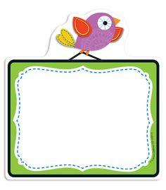 Boho Birds Cut-Outs (CD-120171) #classroom #decor #AILtyler