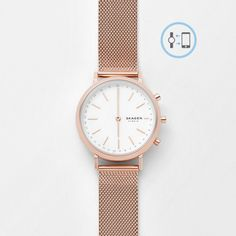 Discreet AlertsNon-Charging - Replaceable CR2025 Battery means no charging requiredAutomatic AccuracyActivity TrackingSystem Requirements: Android™ OS 5.0+, iPhone 5/iOS 9.0+Connectivity: Bluetooth Smart Enabled / 4.1 Low EnergyThe Mini Hald hybrid smartwatch boasts a range of smart featur