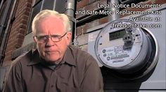 Protect Yourself From Digital Utility Smart Meters EMF,EMR