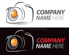 Camera Logo A Photography Logo Of A Camera On An Background Ad Photography Logo Camera Background Camera Logo Photographer Logo Free Illustrations