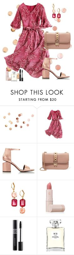 """""""windy"""" by gilstel ❤ liked on Polyvore featuring Umbra, Alexander Wang, Valentino, Kate Spade, Lipstick Queen, Christian Dior and Chanel"""
