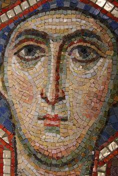 Фотография Mosaic Art, Mosaic Glass, Glass Art, Religious Pictures, Religious Art, Pictures To Draw, Art Pictures, Byzantine Art, Biblical Art