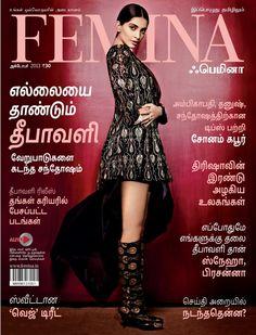 FEMINA Tamil (2013-10) Sonam Kapoor