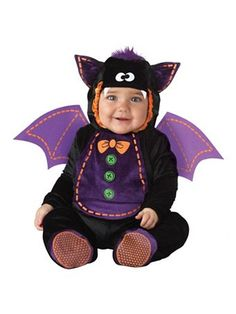 Baby Bat Costume Infant Toddler