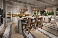 Toll Brothers - Well-Appointed Kitchen - The Terramar Model
