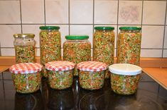 Rôzne Archives - Page 5 of 27 - Báječná vareška Spice Mixes, Kraut, Kitchen Hacks, Pickles, Diet Recipes, Salsa, Herbalism, Cereal, Mason Jars