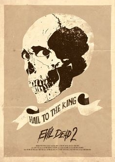 Evil Dead 2 - 1/18/14,  revisited, home