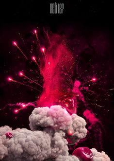 Главная :: K-POP :: Парни (группы) :: NCT :: NCT 127 Mini Album Vol. 3 - CHERRY BOMB