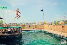 Aqua Lounge, a badass backpacker's hostel in Bocas del Toro, Panama