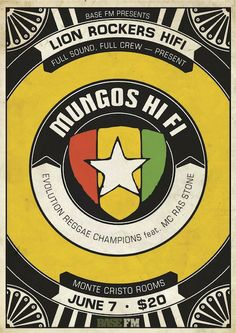 Lion Rockers/ Mungo's Hifi
