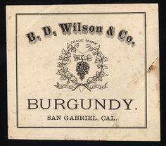 Vintage California: Wine Tasting and Curator Talk