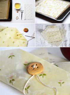 Tissu imperméable DIY