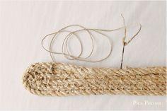 Pica Pecosa: Haz el bolso del verano DIY con dos manteles individuales reciclados de Ikea