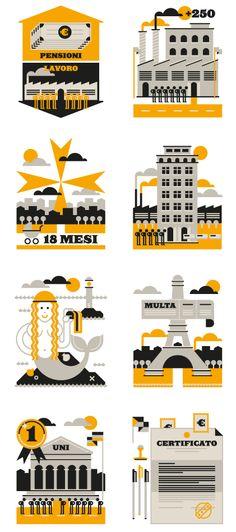 Wired Money by Marco Goran Romano, via Behance