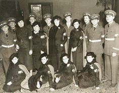 Lincoln Brigade Ambulance Corps. Group photo in New York of sixteen volunteers, American Medical Bureau. 125 American men and women served in the Spanish Civil War with the American Medical Bureau as nurses, doctors, and support staff. 1936-1939. The Spanish Civil War was the great international cause of the 1930s. Aided by Hitler and Mussolini, the Spansih military led a revolt against the progressive elected government. About 3,000 Americans volunteered to fight on behlaf of the Spanish…