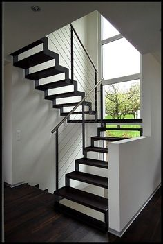 Secondary stair