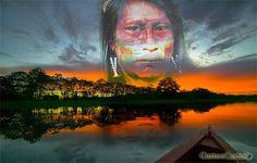 Personagem primordial de todos os povos tupis. O antepassado principal, que deu origem à todos os índios. Por isso, muitas nações tupis criaram seus nomes como homenagens a tupi: tupinambás, tupiniquins, tupiminós, tupiguaés, etc...
