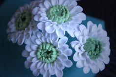 Лепим хризантему мини. - Ярмарка Мастеров - ручная работа, handmade