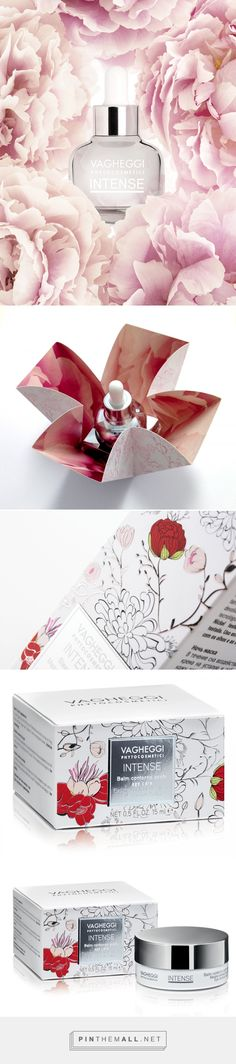 Intense Limited Edition Perfume packaging design by Weagroup - http://www.packagingoftheworld.com/2017/01/intense-limited-edition.html