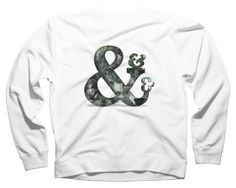 An Ampersand Kind Of Day Sweatshirt