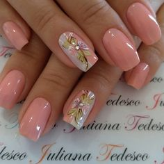 Elegant Nail Art, Elegant Nail Designs, Beautiful Nail Designs, Pretty Toe Nails, Cute Nails, Crazy Nail Designs, Nail Art Designs, Bow Nail Art, Best Acrylic Nails