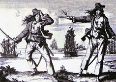 Famous Female Pirates: Mary Read, Grace O'Malley, Awilda, Rachel Wall, Charlotte deBerry, Ching Shih, Jeanne deClisson