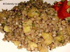 Fried Rice, Quinoa, Fries, Food And Drink, Vegetarian, Ethnic Recipes, Stir Fry Rice
