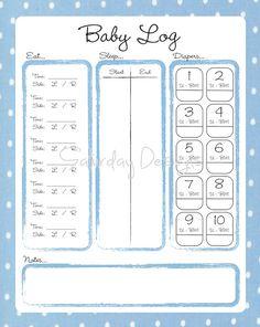 Free Printable Baby Feeding Chart Pdf From VertexCom