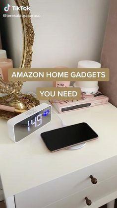 Room Ideas Bedroom, Girls Bedroom, Diy Bedroom Decor, Best Amazon Buys, Best Amazon Products, Amazing Life Hacks, Useful Life Hacks, Cool Gadgets To Buy, Amazon Gadgets