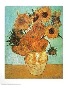 Vincent van Gogh - Sonnenblumen