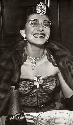 Maria Callas #zienrs #icon #Glasses