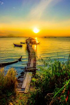 Sunrise @ Penang, Malaysia
