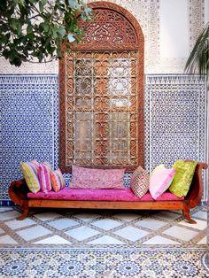 A walk into the world - Marrakech