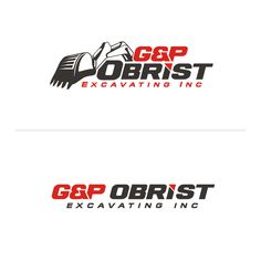 Use your creative talent to design a logo for our excavating company! by D'graphic studios