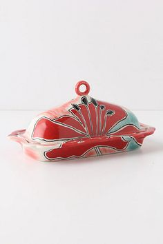 Potted Butter Dish - Anthropologie.com