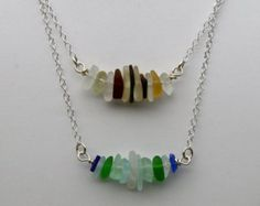 beachglass jewelry on Etsy, a global handmade and vintage marketplace.