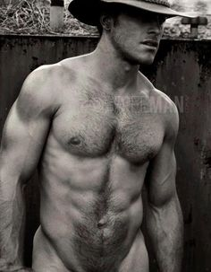 sexy cowboy, just almost rated X...and I keep scrolling down!! ;)