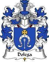 Dolega Coat of Arms / polish family crest #heraldry #genealogy #family reunion #family #shield #clan #Poland #polska #code of arms