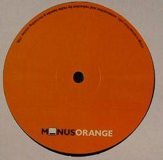 Richie Hawtin – Minus Orange (M_nus) 1999 // Techno