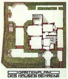 1000 images about peter behrens on pinterest darmstadt for Behrens house
