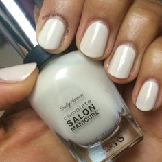 Sally Hansen Sheer Force (Spring 2015 Tracy Reese collaboration)