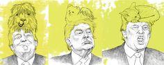 Fanciullodelghetto . info: Trump toupet