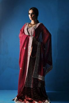 Musarat Bushra Bridal Wear Collection 2013 For Women