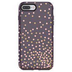 OtterBox iPhone 7 Plus Case - OtterBox - Confetti, Dark Plum