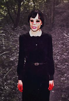 Alice Glass of Crystal Castles <3 personal style icon