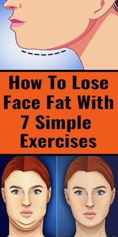 16 Face Exercises to Lose Weight in Your Face. Natural Health Tips, Health And Beauty Tips, Health And Wellness, Loose Face Fat, Fitness Diet, Health Fitness, Fitness Motivation, Cheek Fat, Face Exercises